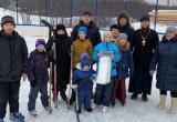 Глава Саткинского района поддержал хоккеистов из Сулеи