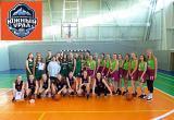 Саткинские баскетболистки оказались сильнейшими во втором туре Чемпионата Южноуральской баскетбольной лиги