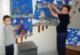 В реабилитационном центре Саткинского района открылась «мастерская Деда Мороза»