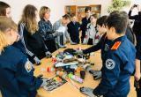 «Всё, что хотели знать о мусоре»: для учащихся саткинской школы № 10 было проведено необычное занятие
