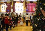 Воспитанники бакальского Детского дома приняли участие в новогоднем празднике