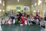 «Чудеса владения ракеткой»: в Сатке состоялся турнир по настольному теннису