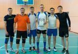 Бакальцы одержали победу в районном волейбольном турнире