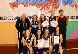 В саткинском Дворце спорта «Магнезит» состоялся зональный этап чемпионата «Локобаскет — школьная лига»