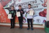 Саткинские туристы стали победителями Всероссийских соревнований