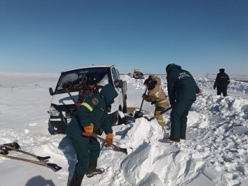 «Опять метель?»: к каким последствиям привели снегопады, и чего ждать от погоды жителям Саткинского района